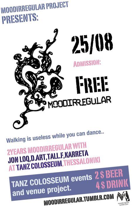 moodirregular 2 years poster