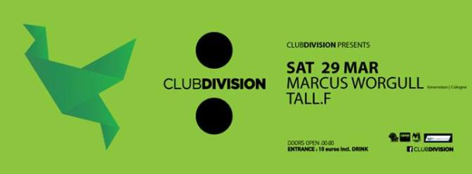 Marcus Worgull & Tall.F at Club Division