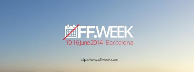 Διαλέξαμε και σας προτείνουμε / Off Week Barcelona 2014