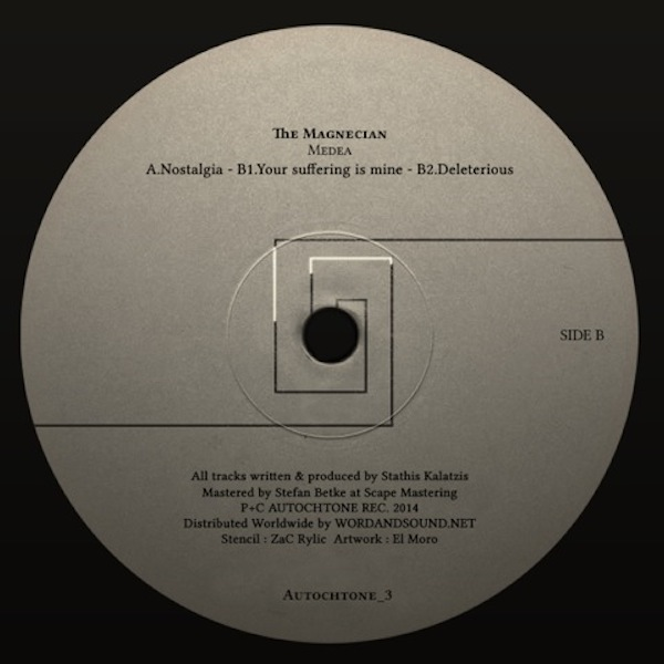 The Magnecian (aka Mr. Statik) – Medea [AUTOCH03]