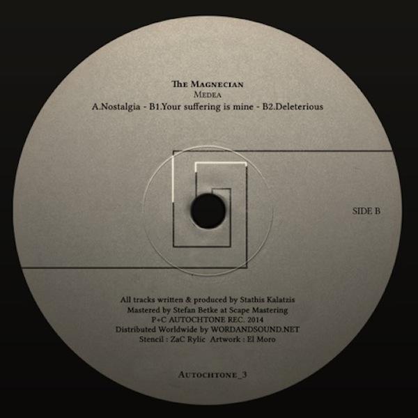The Magnecian (aka Mr. Statik) – Medea [AUTOCH03]