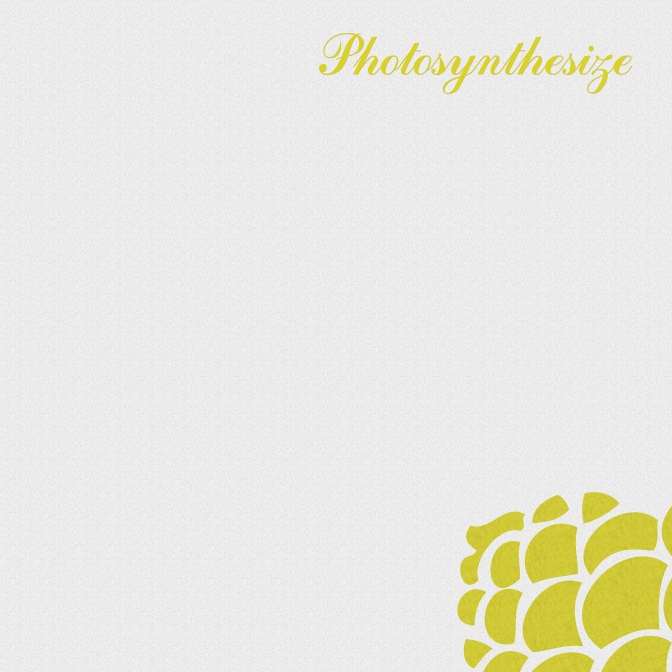 (OM004) // Photosynthesize EP // (Featuring Barac)
